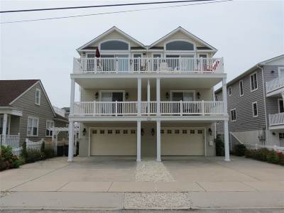 Sea Isle City Townhouse For Sale: 118 47th Street #East Uni