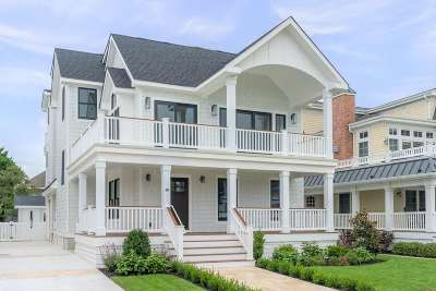 Avalon Single Family Home For Sale: 70 W 24th Street