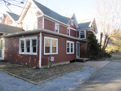 Single Family Home For Sale: 164 County Road