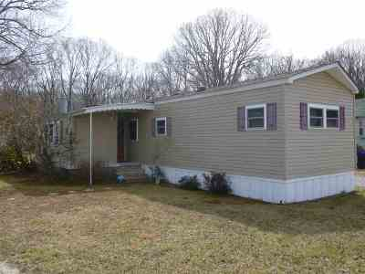 Burleigh NJ Mobile Home For Sale: $39,500