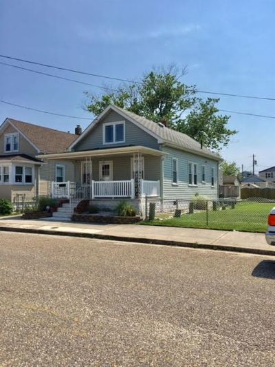 Wildwood Single Family Home For Sale: 424 W Andrews Avenue