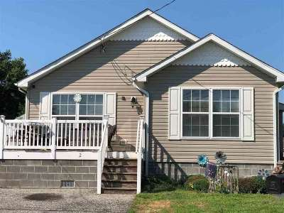 Single Family Home For Sale: 2 Rutledge Ave