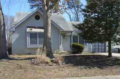 North Cape May Single Family Home For Sale: 52 Heron Way