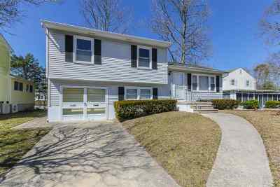 North Cape May Single Family Home For Sale: 408 Croydon Drive