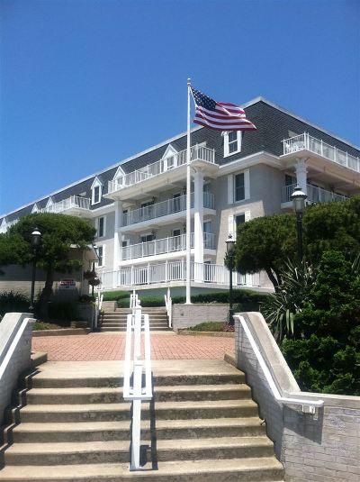 Cape May Condo For Sale: 10 Congress Street #508