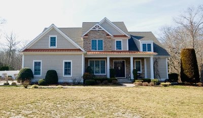 Single Family Home For Sale: 22 Chestnut Oak Drive