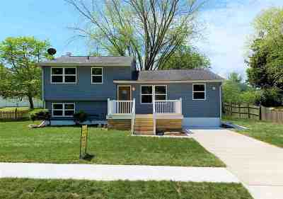North Cape May Single Family Home For Sale: 208 Orchard