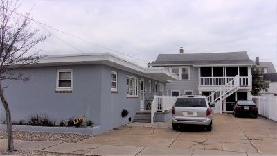 Wildwood Multi Family Home For Sale: 145 E Hand Avenue