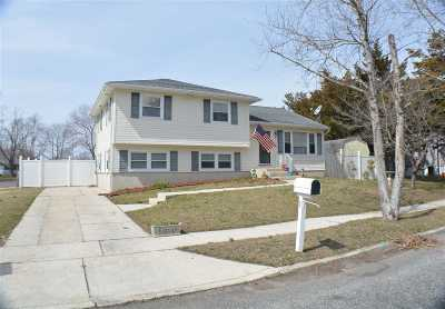 North Cape May Single Family Home For Sale: 1 Commander Road