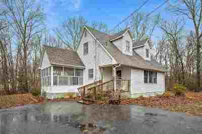 Single Family Home For Sale: 8 Killdeer Hill Road