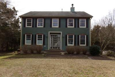 Cape May Court House Single Family Home For Sale: 27 Cedar Meadow Drive