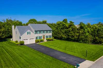 Single Family Home For Sale: 30 Crestview Drive