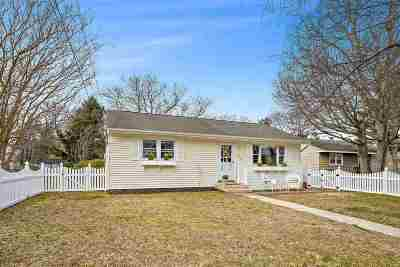 North Cape May Single Family Home For Sale: 902 Gordon Terrace