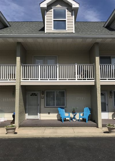 Cape May Court House Condo For Sale: 1439 N Route 9 Unit 12 #12