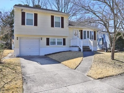 North Cape May NJ Single Family Home For Sale: $219,000