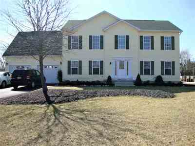 Single Family Home For Sale: 1 Camlough Road