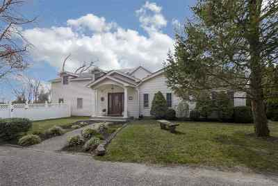 Cape May Court House Single Family Home For Sale: 705 Cedar Avenue