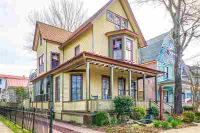 Cape May Single Family Home For Sale: 710 Columbia Avenue