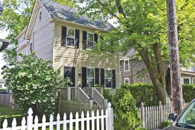 Cape May Single Family Home For Sale: 912 Corgie Street