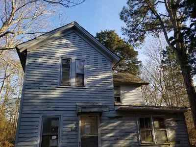 Single Family Home For Sale: 3107 Shore Road