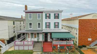 Cape May Multi Family Home For Sale: 822 Stockton Ave