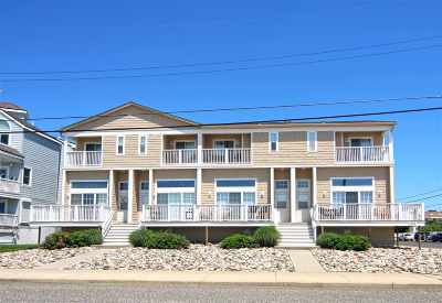 Cape May Townhouse For Sale: 1625 Beach Avenue #B