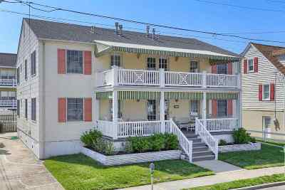 Cape May Condo For Sale: 16 Jefferson Street #3