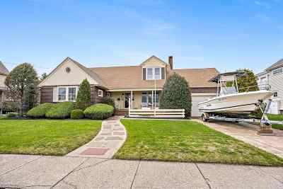 Stone Harbor NJ Single Family Home For Sale: $2,995,000