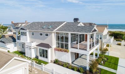 Stone Harbor NJ Single Family Home For Sale: $4,595,000