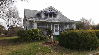 Single Family Home Under Contract: 413 Heilprin Ave
