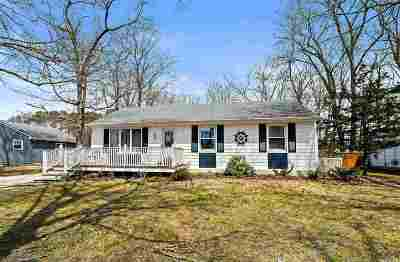 Cape May Court House Single Family Home For Sale: 38 W Shell Bay Avenue