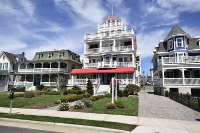 Cape May Condo For Sale: 927 Beach Ave #6