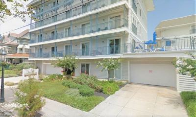 Cape May Condo For Sale: 9 Jackson Street #212