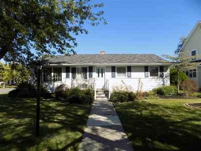 Cape May Single Family Home For Sale: 507 Philadelphia Avenue