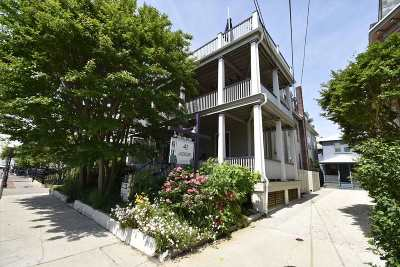 Cape May Condo For Sale: 41 Jackson Street #3