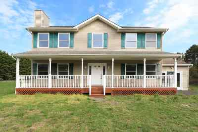 Cape May Court House Single Family Home For Sale: 270 South Delsea