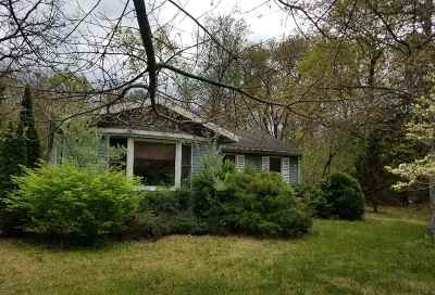 Single Family Home For Sale: 310 Fidler Road
