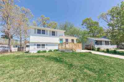 North Cape May Single Family Home For Sale: 207 Fire Lane
