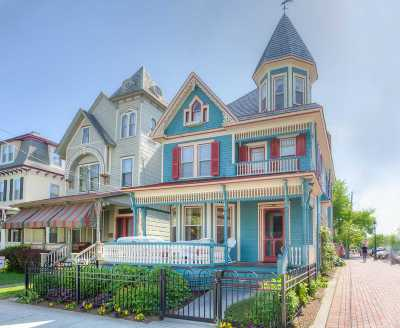Cape May Single Family Home For Sale: 132 Decatur Street