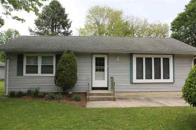 North Cape May Single Family Home For Sale: 631 Town Bank Road