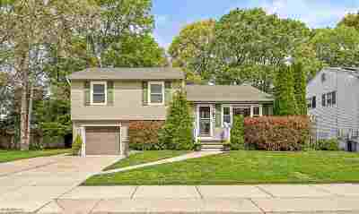North Cape May Single Family Home For Sale: 216 Sivia Street