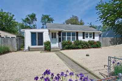 North Cape May Single Family Home For Sale: 606 Wilson Avenue