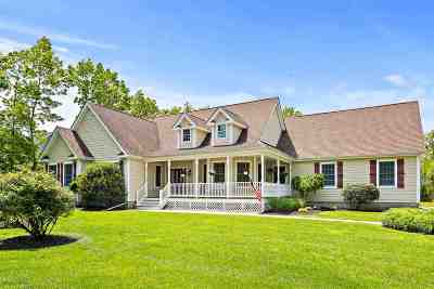 Cape May Court House Single Family Home For Sale: 25 Sand Castle Drive