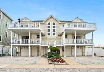 Sea Isle City Townhouse Under Contract: 106 29th Street #East