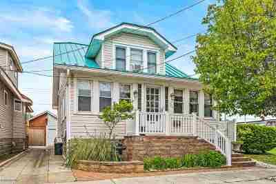 Wildwood Single Family Home For Sale: 207 W Poplar Avenue