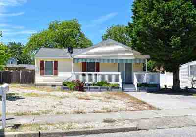 North Cape May Single Family Home For Sale: 123 Jennifer Lane