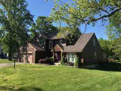 Cape May Court House Single Family Home For Sale: 18 E Ravenwood Drive
