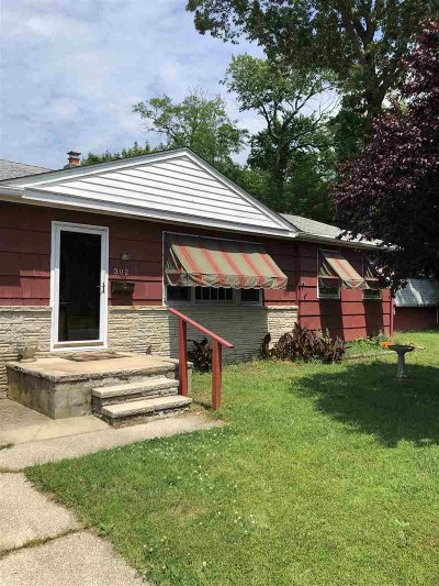 Cape May Court House Single Family Home For Sale: 302 Steel Rd