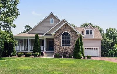 Cape May Court House Single Family Home For Sale: 14 Galloping Way
