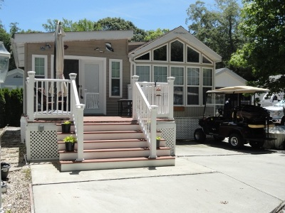 Cape May Court House Condo For Sale: 43 N Rte 47 #C-32
